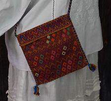 Small Bag Morral, Mayan San Andrés Larrainzar, Mexico Hand Woven Hippie BOHO