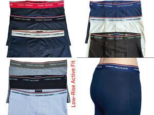 Tommy Hilfiger Men' Boxers Shorts Trunks Underwear - Pack of 3 - S  M  L  XL