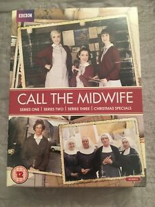 Call the Midwife Boxset (Series 1-4 & Christmas Specials)