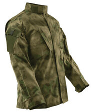 A-TACS FG Camo Men's ACU Tactical Uniform Jacket by TRU-SPEC 1322