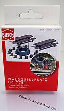Busch 7781 Waldgrillplatz