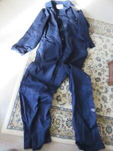 Heavy workman's overalls size 46