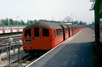 London Underground 38 Stock Stanmore 31/05/78 Rail Photo C