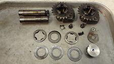 1979 Kawasaki KZ750 twin KZ 750 KM243. balance shaft parts