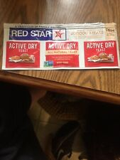 Red Star Yeast 3 Pack