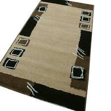 SOLDES ! Toile - Tapis KH TIVOLI beige marron 80x150 NEUF beau Qualité
