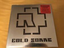 Rammstein - Gold Sonne Vinyl LP (2LP) New, Rare Industrial Metal, Manson, NIN