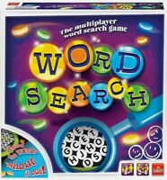 WordSearch Fun Word Search Puzzle Board Game Gift Family Fun - Goliath Games