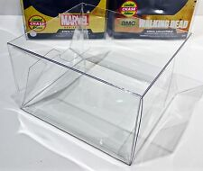 5 Box Protectors For FUNKO DORBZ Standard Size  Custom Clear Display Cases New
