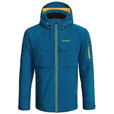 Marmot Tram Jacket - Waterproof, Insulated (For Men) Blue Ink Medium $325 NWT
