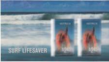 2007 Year of the Surf Lifesaver MUH Lenticular Mini Sheet