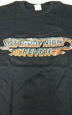 VINTAGE Saturday Night Fever T Shirt MEDIUM - ORIGINAL RARE FROM 1977 - BEE GEES