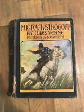 Michael Strogoff Jules Verne Illustrated by N C Wyeth 1927 Large Hardback
