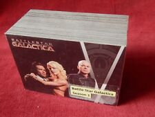 Set Of Battlestar Galactica Season 1 Trading Cards Rittenhouse