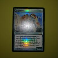 Blue FNM Friday Night Magic Mtg Magic Rare 1 1 PROMO FOIL Thirst for Knowledge