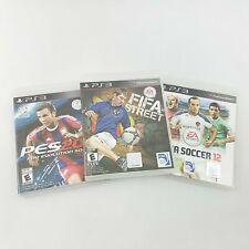 FIFA Street PES 2015 FIFA 12 Sony PlayStation 3 Games PS3