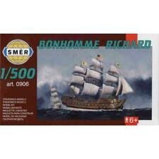 Bonhomme Richard (1765) US Warship (1/500 model kit, Smer 0906)