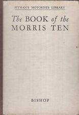 MORRIS 10 TEN (INCL SERIES M II & III ) 1933-45 OWNERS REPAIR HANDBOOK