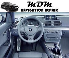 RIPARAZIONE NAVIGATORI PROFESSIONAL BMW SERIE 1 E81 E82 E87 E88