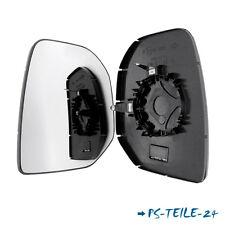 Spiegelglas für PEUGEOT PARTNER 2008-2012  rechts sphärisch beifahrerseite