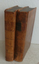 Leather Books 1836 Treatise Special and General Anatomy William Horner Medicine
