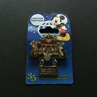 WDW Chip and Dale 35 Magical Years Magic Kingdom Park LE 2500 Disney Pin 50574