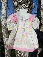 NUOVO Corolle vestito bambola estivo made in France