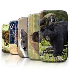 Étuis, housses et coques noirs Samsung Galaxy Y Duos pour téléphone mobile et assistant personnel (PDA)