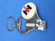 IHC IH INTERNATIONAL HARVESTER TRUCK KEY RING NAIL CLIPPER BOTTLE OPENER #264