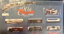 HO Complete Raybestos 100th Anniversary Train Set Unopened.