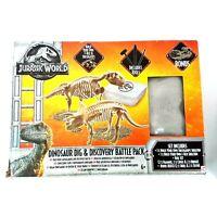 Jurassic World Large Dinosaur Dig & Discover Battle Pack Excavation Dig Sambro