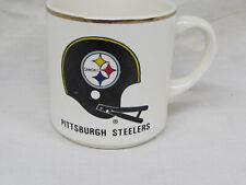 Vintage Super Bowl 13 Pittsburgh Steelers Ceramic Mug