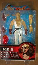 SOTA Toys Street Fighter action figure Ken in white variant