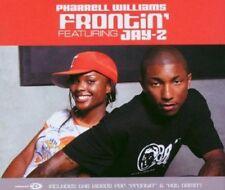 Pharrell Williams feat.Jay-Z.Frontin.Musik CD.