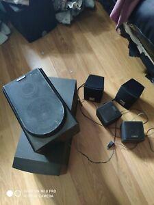 Cambridge SoundWorks Home Cinema Theater 5.1 DTT2200 Speaker System DTS & DOLBY