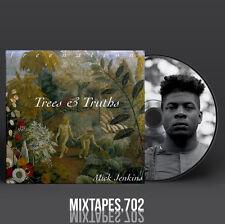 Mick Jenkins - Trees and Truths Mixtape (Full Artwork CD Art/Front/Back Cover)