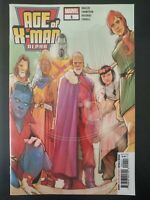 ⭐️ AGE of X-MAN ALPHA #1a (2019 MARVEL Comics) ~ VF/NM Book