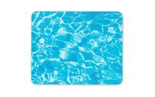Blue Water Tappetino Mouse Pad-Piscina Mare Spiaggia Vacanza Regalo Computer #8805