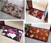 Velvet  Shaggy Water-proof Mat Floor Carpet  Parlor Bathroom  Kitchen Door Rug