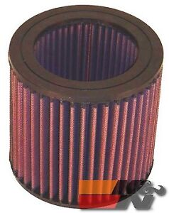K&N Replacement Air Filter For SAAB 9-5 1998-2000 E-2455