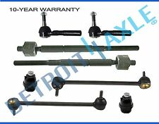 Brand New 8pc Complete Front Suspension Kit Dodge Caliber Jeep Compass Patriot
