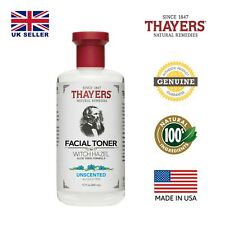 Thayers Unscented Witch Hazel Alcohol Free Toner with Aloe Vera 12ft oz (355ml)