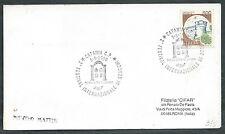 1990 ITALIA BUSTA SPECIALE FESTIVAL DI SCACCHI CATANIA - EDG33