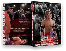 Official Dragon Gate UK : Mark Haskins in DG:UK DVD