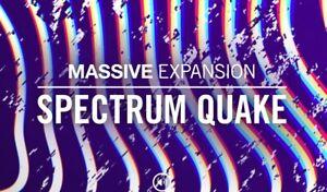 Native Instruments Massive Expansion - Spectrum Quake