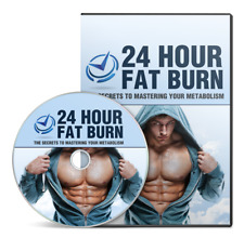 LOSE WEIGHT. 24 hour fat burn MP3