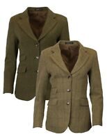 Walker & Hawkes - Ladies Classic Mayland Tweed Country Blazer Jacket