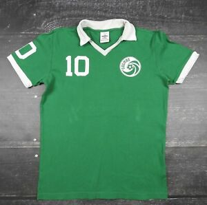 UMBRO Pele New York Cosmos Soccer Football Jersey Retro Replica Men's  size L
