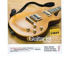 (GR709) Guitarist Git329 CD  - 2010 CD