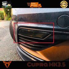 Eaziwrap Leon Cupra FR MK3.5 FogLamp DRL Precut Tint Film -Medium Or Light smoke